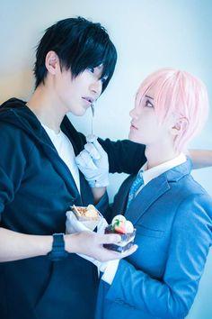 Hana CN Shirotani Tadaomi Baozi CN Kurose Riku Cosplay Boy, Cute Cosplay, Best Cosplay, Cosplay Costumes, Anime Cosplay, Ten Count, Good Genes, Boyxboy, Manga Characters