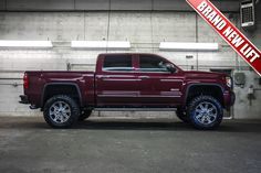 """With A Brand New 6"""" Fabtech Performance Lift with 20"""" XD Trap Wheels on 35"""" x 12.50 R20 Nitto Trail Grappler Tires this 2014 GMC Sierra 1500 SLT 4x4 truck For Sale   Northwest Motorsport"""
