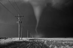 The fury and power of nature in the shots of Mitch Dobrowner