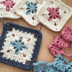 """235 Likes, 33 Comments - @alegria73 on Instagram: """"#crochet 2016.1.7 ☀️"""""""
