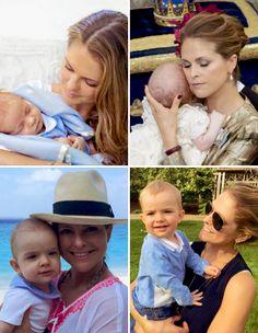 Princess Madeleine & Prince Nicolas: July 2015 || October 2015 || January 2016 || May 2016