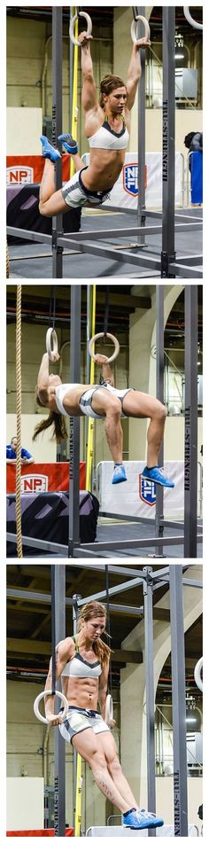 Andrea Ager... #crossfit #crossfitter