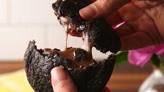 Nutella-Stuffed Cookies  - Delish.com