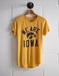 7cd29de10 Tailgate Women s We Are Iowa T-Shirt Iowa Hawkeyes