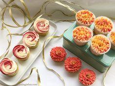 Elizabeth Harris Perfect Cupcake Decorating Kit - Feasting Is Fun Cupcake Tutorial, Savoury Baking, Yummy Food, Tasty, Fresh Bread, Cupcake Party, Cupcake Recipes, Cake Decorating, Cupcakes