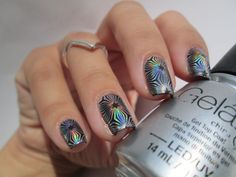 @beautybigbang holographic pigment