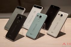 Google Leaves Android Behind to Promote its Nexus Line