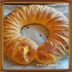 Hvetekringle! - HA-bloggen Baking Tips, Doughnut, Scones, Food And Drink, Desserts, Buns, Breads, Flat, Recipe