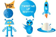 Tweet Me Up Scotty Icons - Artwork by Little Box Of Ideas Social Network Icons, Social Media Icons, Little Boxes, Business, Artwork, Blog, Ideas, Work Of Art, Auguste Rodin Artwork