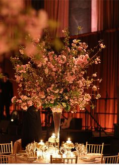Our Muse - Blush-Pink Cipriani Wedding - Be inspired by Kimberly & Charles' elegant blush-pink wedding at Cipriani 42nd street in NYC - ceci...