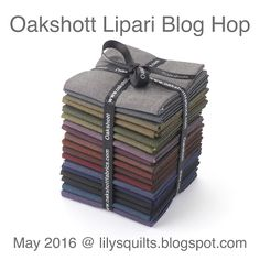 Oakshott Lipari Blog Hop Final Day