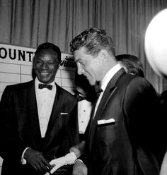 Open Up The Doghouse / Dean Martin and Nat King Cole / AS1966