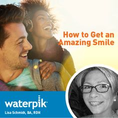 Lisa Schmidt, BA, RDH, shares how patients enjoy an amazing smile with braces, through progressive dental practices and water flossing.