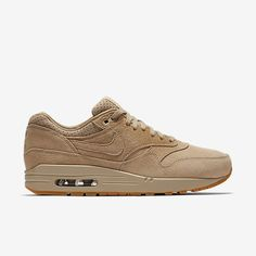 21d56413f2a The Nike Air Max 1 is treated in tonal brown suede for its next variation.  Look for the model to drop at Nike retailers soon.