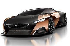 Peugeot's Onyx supercar