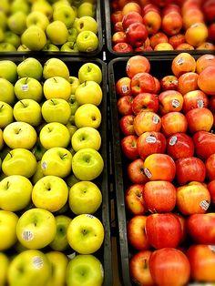 My fav one! Apple for diet.