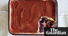Thomasina Miers' recipe for poached cherry and chocolate tiramisu | Thomasina Miers | Life and style | The Guardian