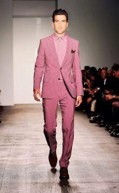 Zachary Quinto  - Versace