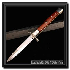 Horizon Bladeworks nicnac.net | Italian Switchblades and ...