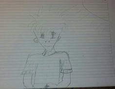 Junge der sich entschuldigt (Rasmus, 8 Jahre)