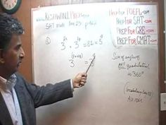 SAT Math Day 13 p422 p423 Official Study Guide - Prep Tutor via Skype - ...