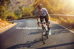 It never gets easier, you just get faster. ― Greg LeMond