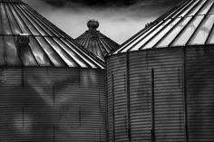Cole Thompson, Silo Detail No Near Grover, CO Photograph 2007 Abstract Photography, Creative Photography, Grain Silo, Industrial Photography, More Photos, Black And White Photography, Monochrome, Colorado, Grains