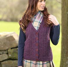 Wendy Pattern 5791 Double Knit Crochet Hard copy or PDF file