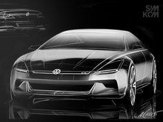 Alex Christ's VW