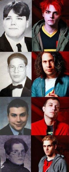 Awe Young My Chemical Romance <3