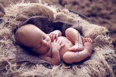 Hélène Douchet - photographe bébé à Lyon, France - Portraits de nouveau né : Jeanne