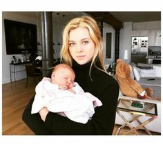 Image via We Heart It #baby #cute #nicolapeltz