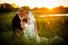 Perfect lighting. Love my husband and my amazing wedding photographer. #dandalstra