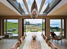 The famous First Light House at home in NZ - Homes To Love