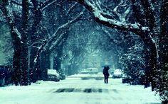 Risultati immagini per snow night