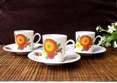 Seltmann Weiden Bavaria coffee cups espresso by RubijoyVintage