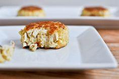 Easy Light Crab Cakes Recipe