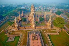 Ayutthaya Historical Park | Choose a Place for Relax