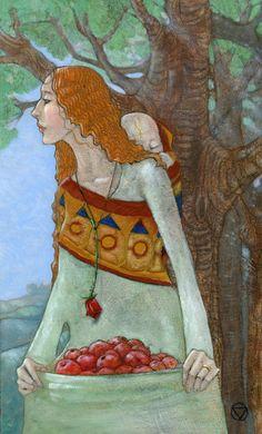 Mary-El Tarot - The Empress