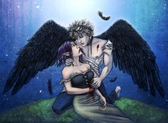 Wath and Dezra - The story ends with you by Valaquia.deviantart.com on @DeviantArt