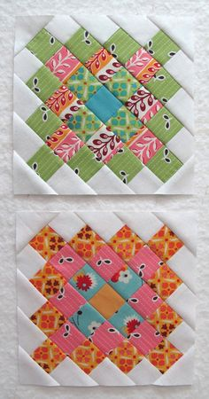Bee In My Bonnet quilt blocks