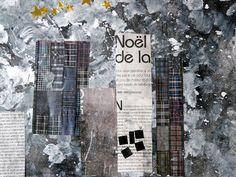 les petites têtes de l'art: Décembre, il neige sur la ville