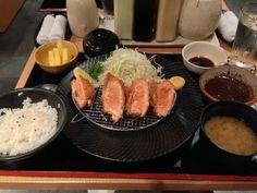 Yabu: The House Of Katsu - Salmon Set (100g)