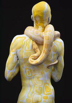 WBF - World Bodypainting Festival...Photo and work: Filippo Ioco