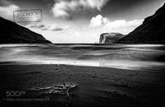 Popular on 500px : The giant and the witch from Tjornuvik  Faroe Islands by PAkDocK