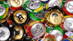 Washington couple collects 400,000 cans to pay for #wedding. #recycling