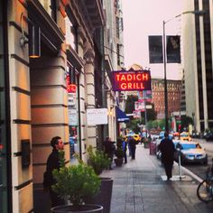Tadich Grill in San Francisco, CA