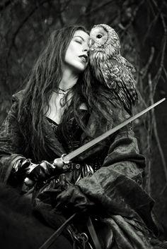 New Photography Fantasy Warrior Witches Ideas Celtic Mythology, Celtic Goddess, Athena Goddess, Warrior Princess, Gods And Goddesses, Dark Beauty, Belle Photo, Dark Art, Character Inspiration