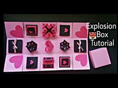 Scrapbook Tutorial/How to make Scrapbook/DIY Scrapbook Tutorial/Birthday Scrapbook Ideas - YouTube