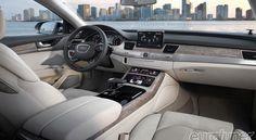 Audi A8 Limo Sydney Interior